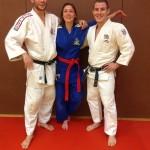 Loris, Erika et Nicolas, nos champions d'une belle époque...