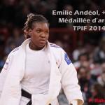 Emilie Andéol, 2ème