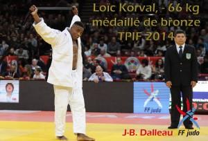 Loic Korval, 3ème