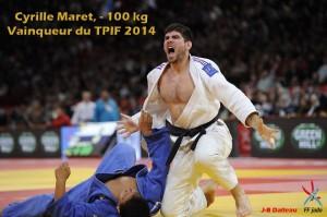 Cyrille Marret, 1er !!!