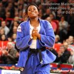 Madeleine Malonga, 2ème