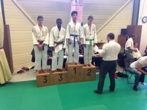 podium Ivan
